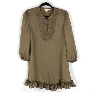 Victoria's Secret | Dark Green Short Nightgown
